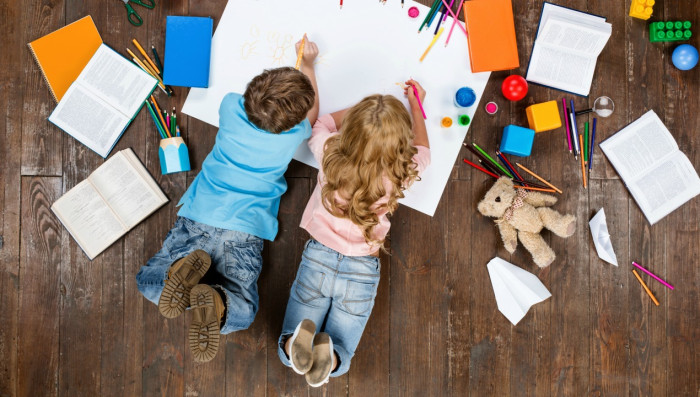 Some Encouraging Steps to Enhance the Creativity Among Your Kids