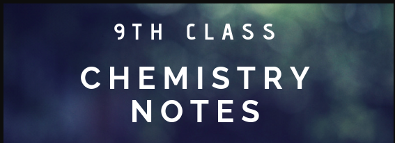 Class 9 Chemistry Revision Notes with Chapter wise Question Bank