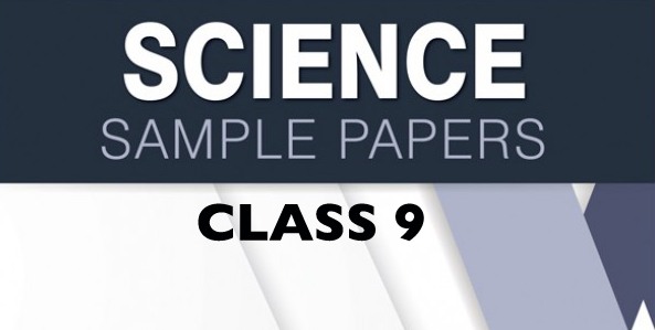 sample paper class 9 science