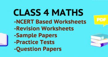 Class 5 English Unseen Passages, Revision Worksheets, Sample Papers