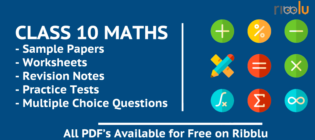 Important questions for class 10 maths board exam 2020