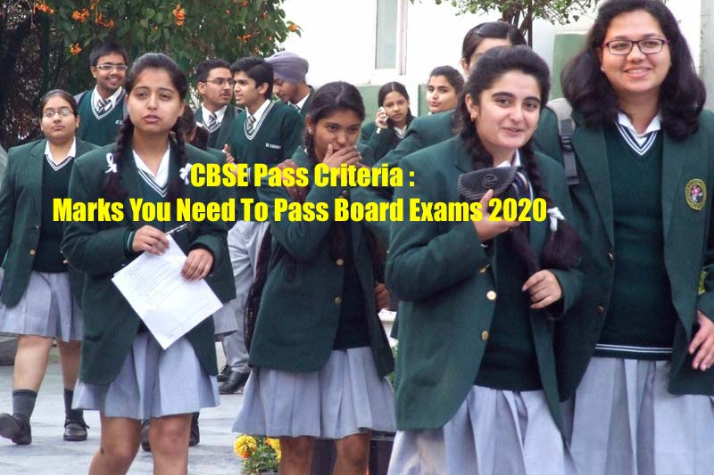 CBSE Pass Criteria: How Many Marks You Need To Pass Board Exams